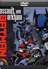 Batman Assault on Arkham [C-1100]