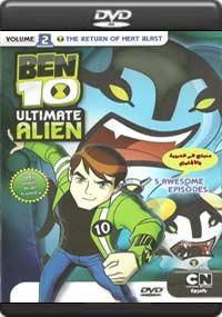 Ben 10: Ultimate alien - Vol 2 [C-1128]