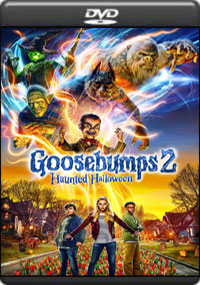 Goosebumps 2: Haunted Halloween [ 8012 ]