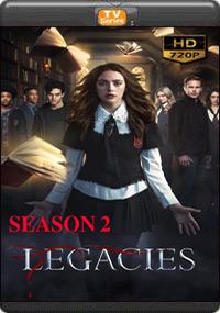 Legacies Season 2 [ Episode 1,2,3,4 ]