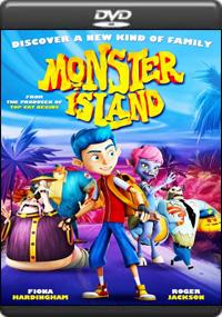 Monster Island [ C - 1343 ]