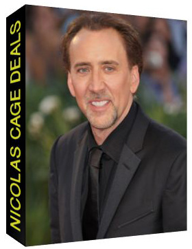 Nicolas Cage Deals