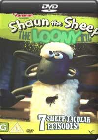 Shaun The Sheep The Loony Tic [C-1121]