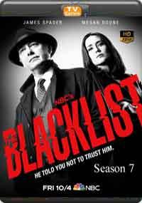 The Blacklist Season 7 [ Episode 5,6,7,8 ]