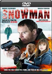 The Snowman [ 7545 ]