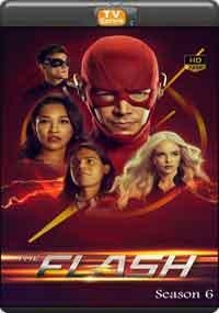 The Flash Season 6 [ Episode 5,6,7,8 ]