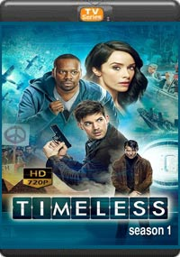 Timeless Season 1 [Episode 1,2,3,4]