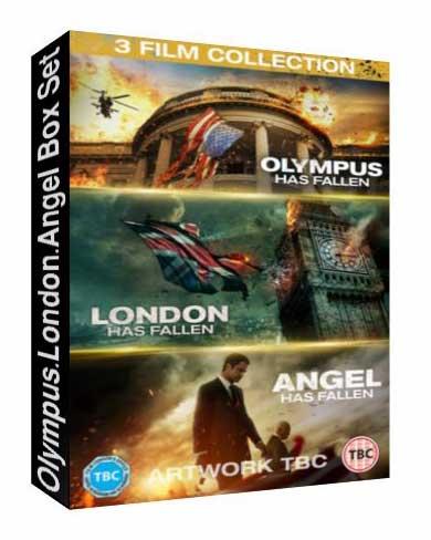 Olympus/London/Angel Has Fallen Set Box [ 5433,6783,8359 ]