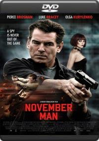 The November Man [6052]