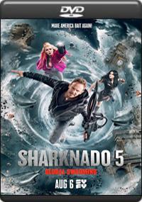 Sharknado 5: Global Swarming [ 7431 ]