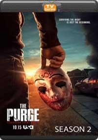 The Purge Season 2 [ Episode 1,2,3,4 ]