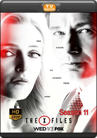 The X-Files Season 11 [ Episode 1,2,3,4 ]