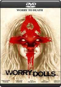 Worry Dolls [7235]