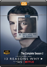 13 Reasons Why The Complete Season 2