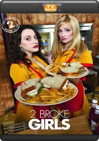 2 Broke Girls The Complete Season 2