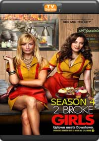 2 Broke Girls Season 4 [Episode 9,10,11,12]
