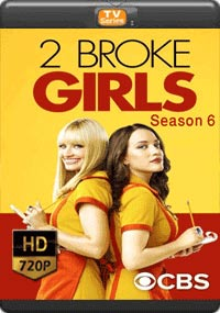 2 Broke Girls : Season 6 Episode(17,18,19,20)