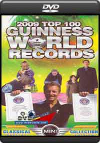 2008 Top 100 Guinness World Records [2593]