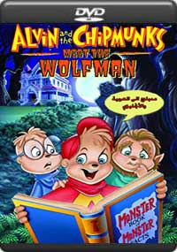 Alvin and the Chipmunks Meet the Wolfman [ C - 1393 ]