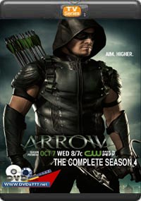 Arrow The Complete Season 4