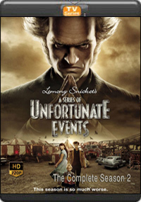 A Series of Unfortunate Events The Complete Season 2