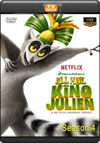 All Hail King Julien Season 4