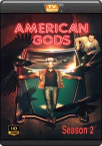 American Gods Season 2 [ Episode 4,5,6 ]