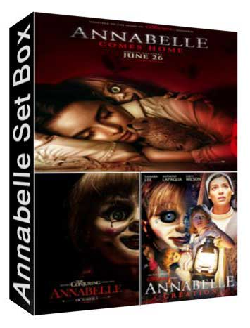 Annabelle Set Box [ 6118,7436,8302 ]