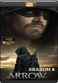 Arrow Season 8 [ Episode 5,6,7,8 ]