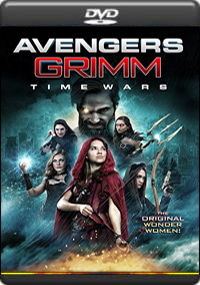 Avengers Grimm: Time Wars [ 7846 ]