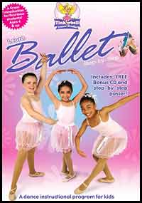 Learn Ballet Step-by-Step [4561]