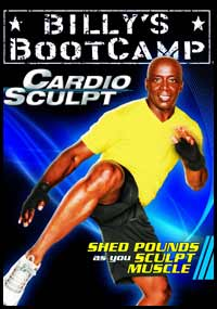 Billy Blanks: Boot Camp Cardio Sculpt [4411]