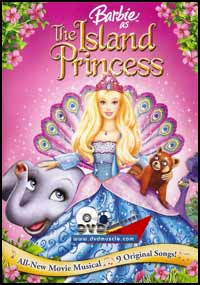 Barbie as the Island Princess [C-136]
