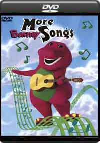 Barney More Barney Songs [C-164]