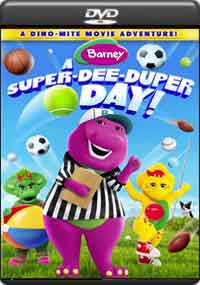 Barney : A Super-Dee-Duper Day! [ C-1021 ]