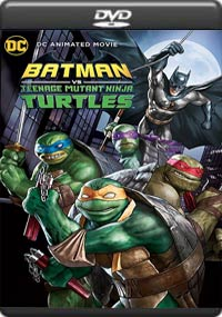 Batman vs. Teenage Mutant Ninja Turtles [ C-1375 ]
