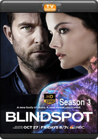 Blindspot Season 3 [Episode 5,6,7,8]