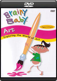 Brainy Baby Art [3093]