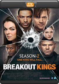 Breakout Kings The Complete season 2