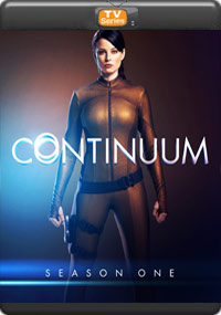 Continuum The complete Season 1