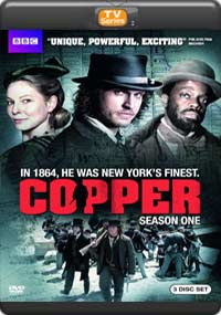 Copper The complete Season 1