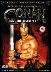 Conan the Destroyer [2384]