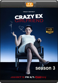 Crazy Ex-Girlfriend Season 3 [ Episode 1,2,3,4 ]