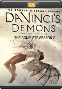 Da Vincis Demons The Complete Season 2