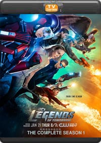 Dcs.Legends Of Tomorrow The Complete Season 1