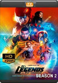 Dcs.Legends Of Tomorrow Season 2 [Episode 9,10,11,12]