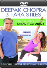 Deepak Chopra & Tara StilesYoga Transformation Strength [4929]