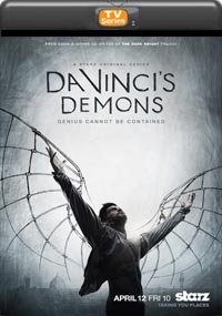 Da Vinci's Demons The Complete Season 1