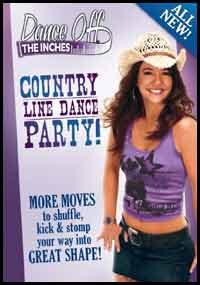 Dance Off the Inches: Country Line Dance Party [4688]