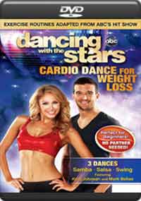 Dancing With the Stars: Cardio Dance for Weight Loss [4881]